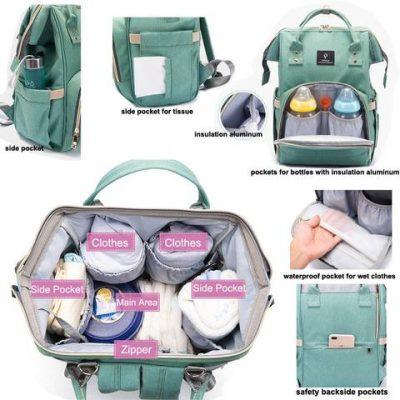Maternity Travel Backpack