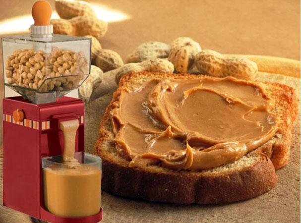 Nostalgia Electric Peanut Butter Maker Machine