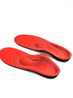 red severe flat feet insoles orthotic arch support heel pain plantar fasciitis