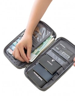 passport covers holder card package wallet travel accessories