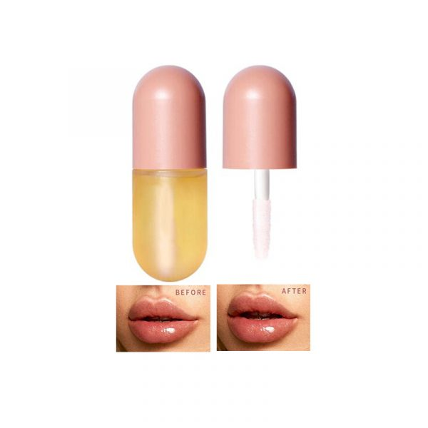 Natural Plant Extracts Plumping Lip Serum Gloss