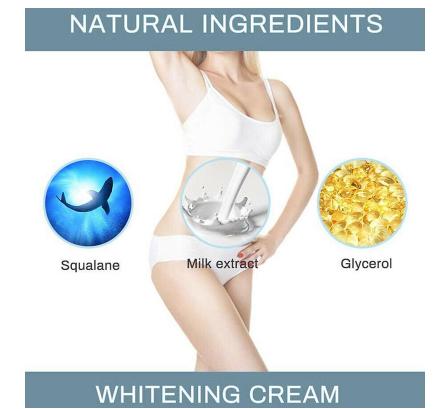 10 Seconds Instant Whitening Underarm Cream