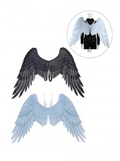 goocheer Halloween 3D Angel gras party cosplay Wings