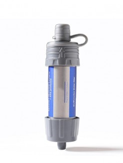 mini outdoor water purifier camping hiking Compact Water Filter Straw