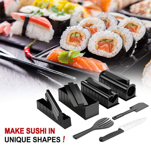 Multifunctional Sushi Maker Equipment Kit Set