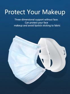 3D Breathable Valve Mouth Mask Inner Cushion Bracket
