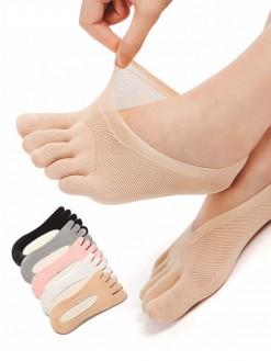 Five Toes Breathable Ultrathin Socks anti skid