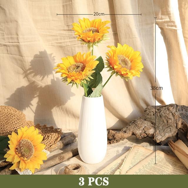 Sunflower Decor Thanksgiving Day