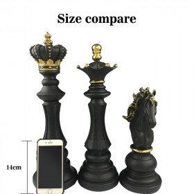 Retro Chess Ornament Home Decors