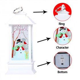Christmas Lantern Decorations