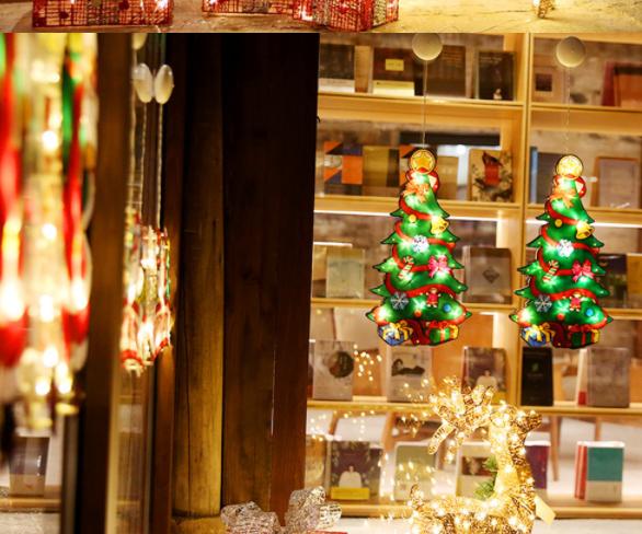 Christmas LED Hanging Lights