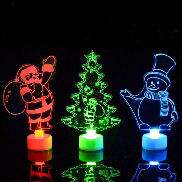 Light Christmas Decorations