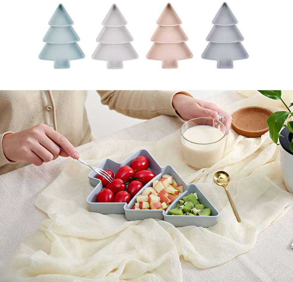 Christmas Tree Shape Plate