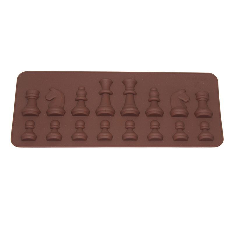 Chess Chocolate Mold