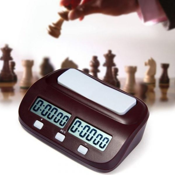 Chess Clock Count Up Down