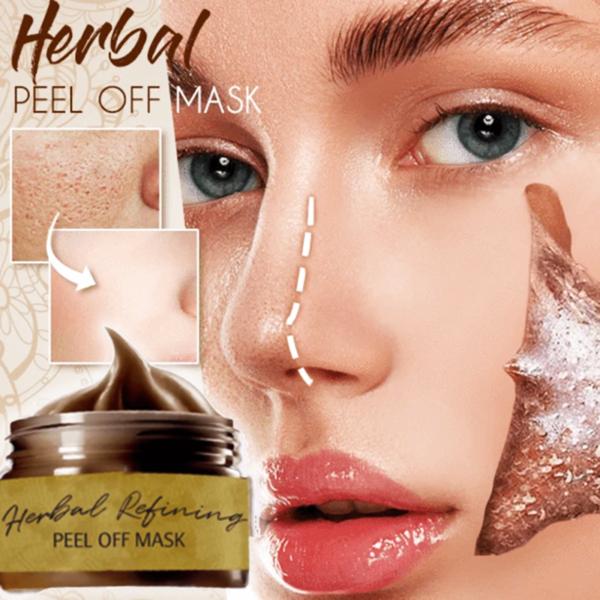 Pro-Herbal Refining Peel-Off Mask