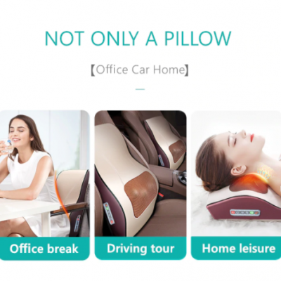 3 in 1 Massage Pillow