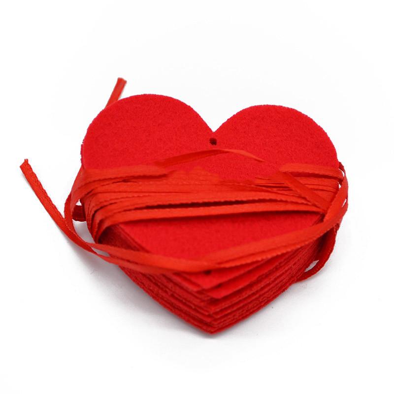 Heart Hanging String Garland