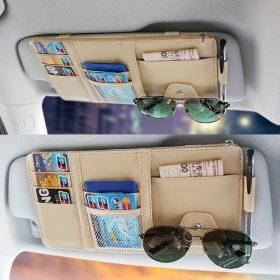 Car Sun Visor Organizer