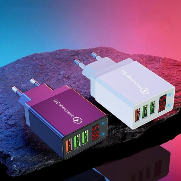 30W USB Quick Charger