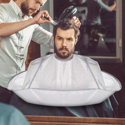 Hair Cutting Cloak Umbrella