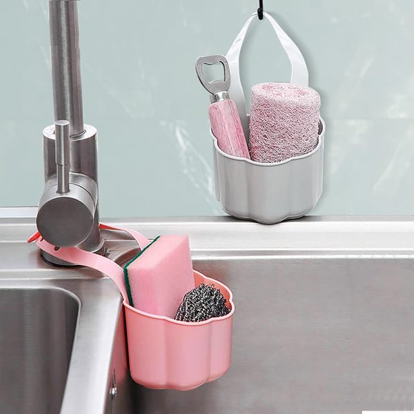 Sponge Soap Storage Basket