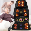 Electric Portable Heating Vibrating Back Massager