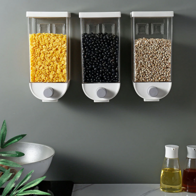 Wall Mounted Cereal Dispenser