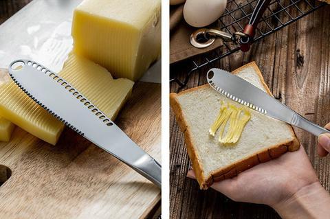 Kitchen Stainless Steel Butter Spreader
