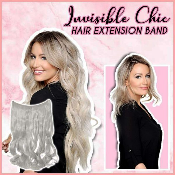 Invisible Hair Extension Band