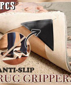 4pcs Anti-Slip Rug Grippers