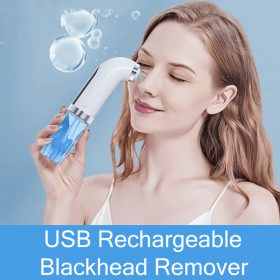 USB Rechargeable Blackhead Remover