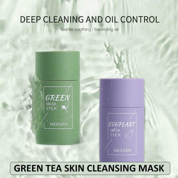 Green Tea Skin Cleansing Mask