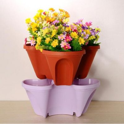 Multi Layer Combination Strawberry Planting Pot