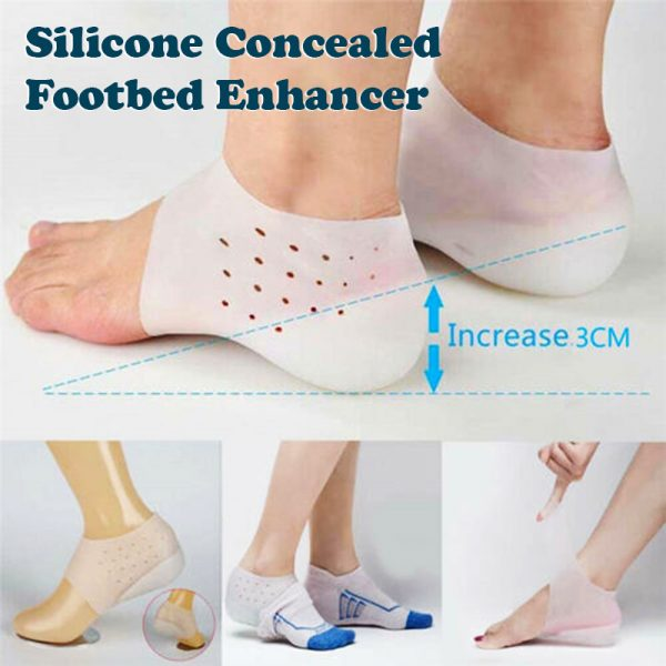 Silicone Concealed Footbed Enhancer
