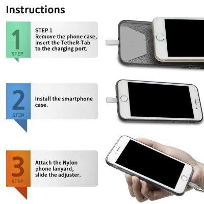 Anti Dropping Phone Lanyard