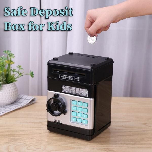 Safe Deposit Box for Kids