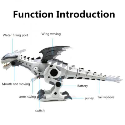 Electronic Smart Walking Dinosaur Toy