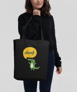 Howdy Eco Tote Bag