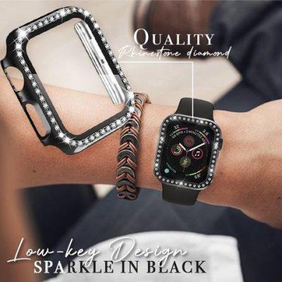 Diamond Apple Watch Protective Case