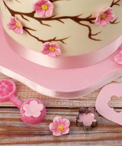 Flower Blossom Sugar Art Mold
